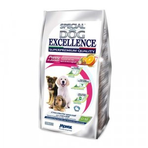 MONGE SPECIAL DOG EXCELLENCE MINI PUPPY & JUNIOR 1,5kg 30/17